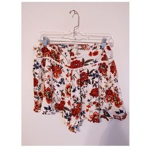 Floral Soft Shorts - American Eagle